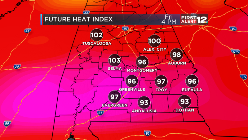 FUTURE HEAT INDEX